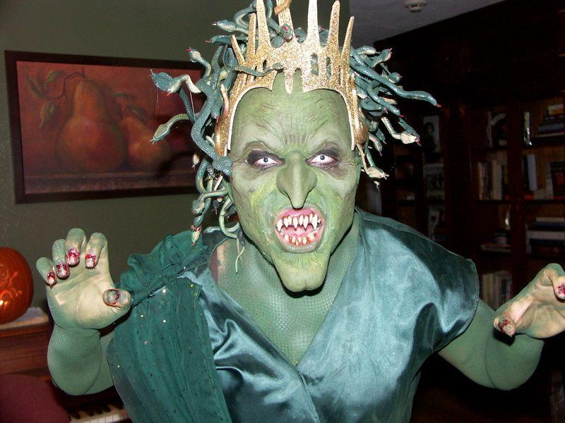 homemade medusa costume - Medusa Halloween Costume Kids
