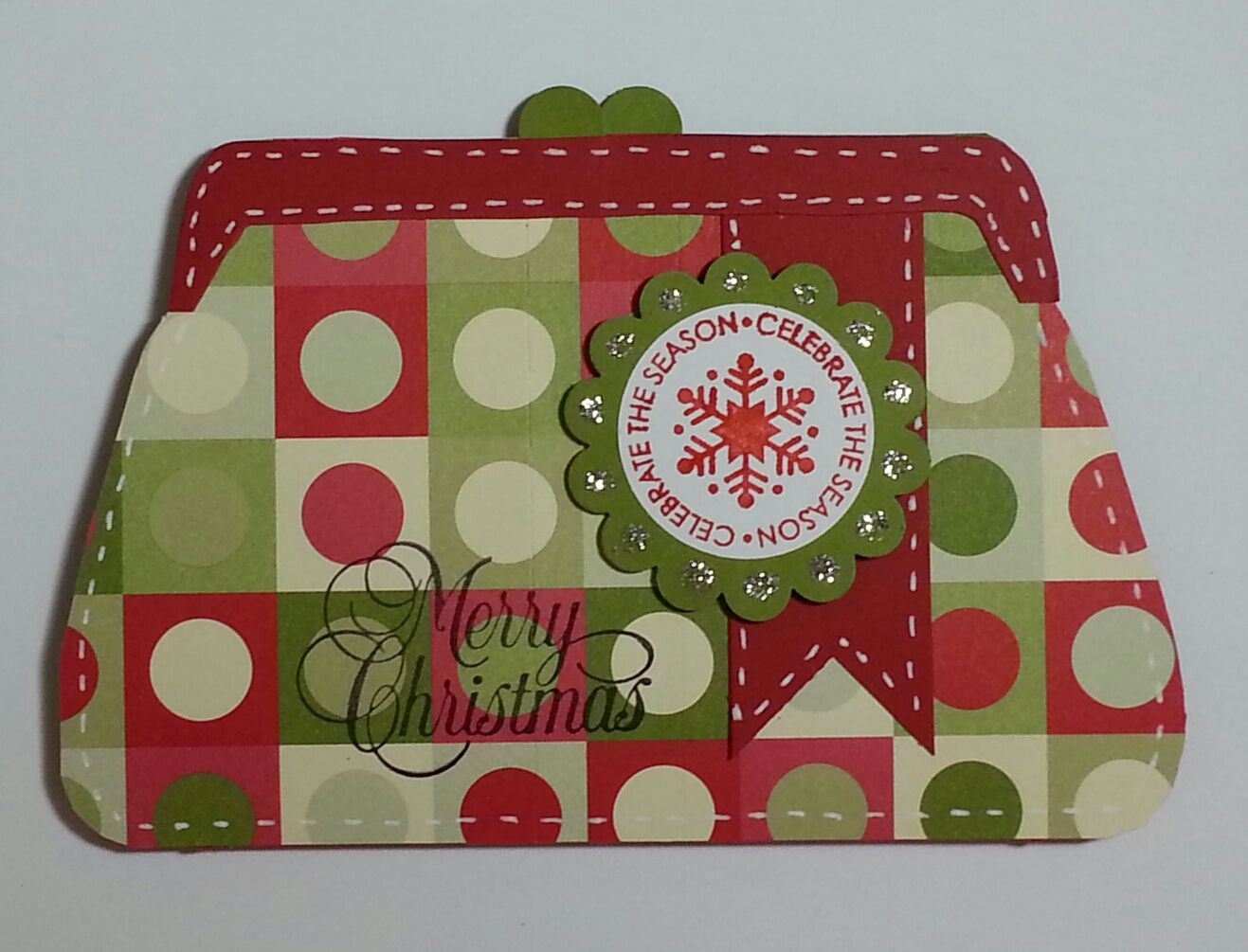 Christmas Gift card holder How Wrap Christmas Gift Cards