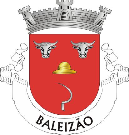 Brasão de armas de Baleizão