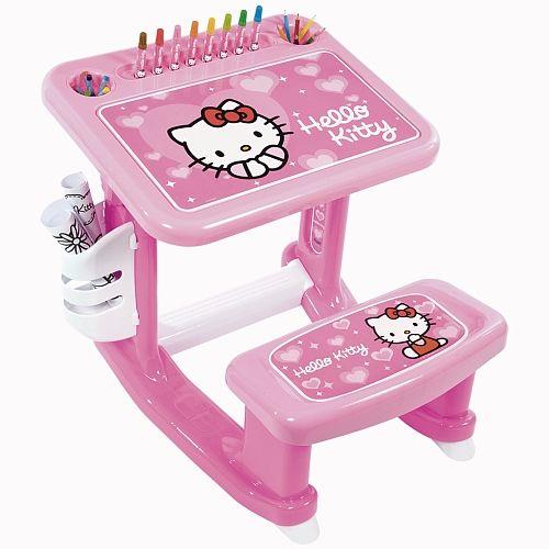 Bureau D Enfants Hello Kitty House Hello Kitty Bedroom Hello Kitty Rooms