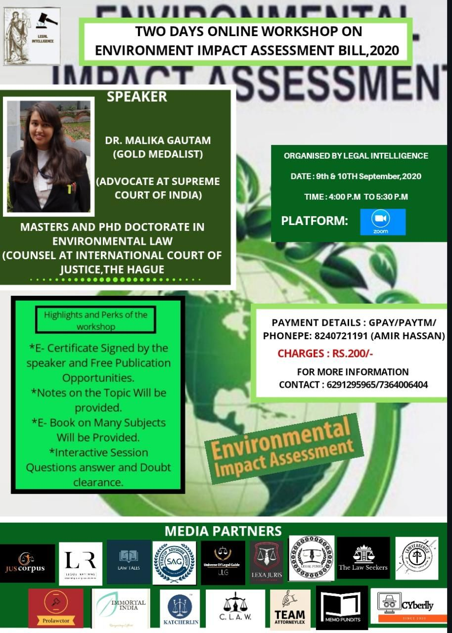 Two Days Online Workshop On Environment Impact Assessment Bill 2020 In 2020 Online Workshop Environmental Law Workshop Your reassessment notice will look something like the above image. pinterest