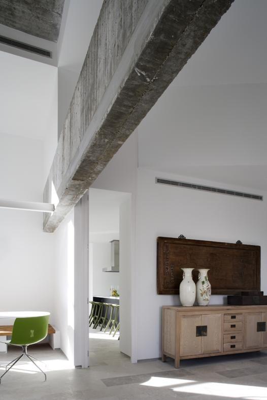 Madrid un attico sulla città arredamento Pinterest Penthouses