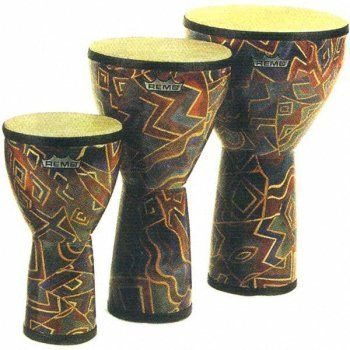 Remo Festival Series Djembe 20X10 by Remo. $99.95. Traits like light weight, good looking, and great sounding are some of the reasons why these popular pre-tuned Djembes have been so well received... Save 45%!