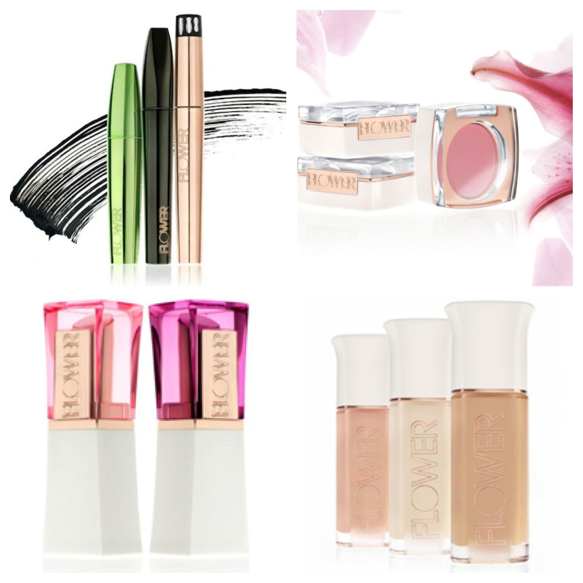 Flower Beauty Makeup & Cosmetics By Drew Barrymore.