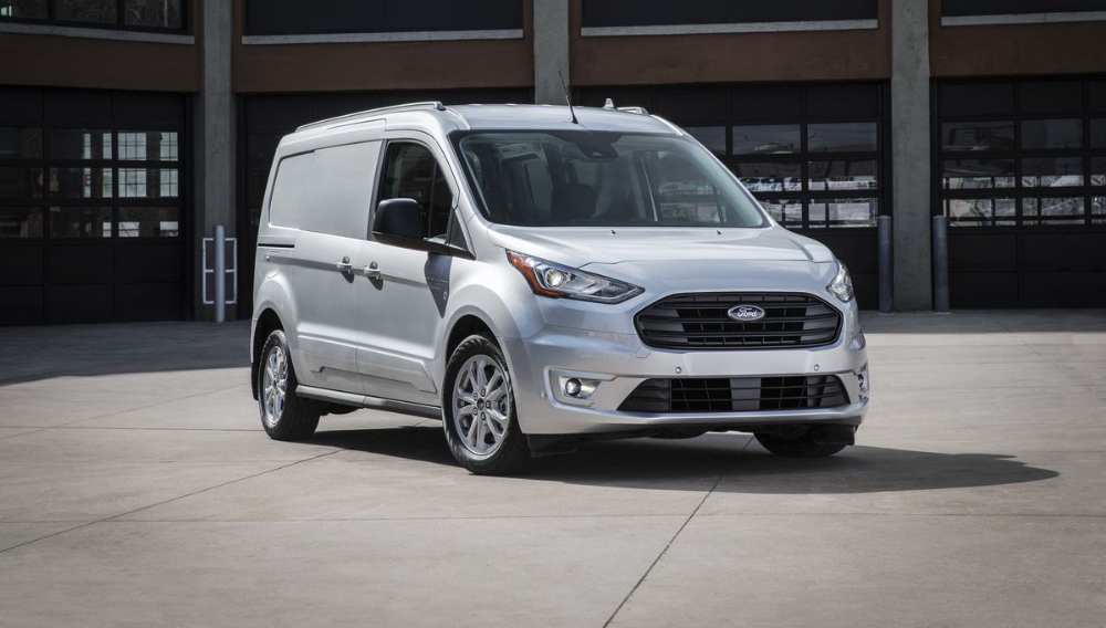 2021 Ford Transit Connect Review Pricing And Specs Ford Transit Ford Ford City
