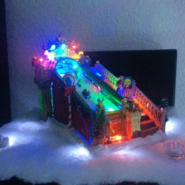 #christmas #deco #lights #house #design