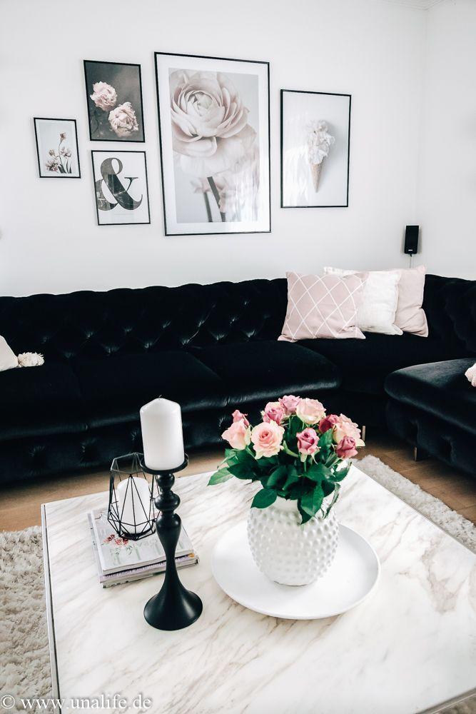 Photo of Zeit für Veränderungen – Neues Wohnzimmer und warum es gut ist zu wissen, was man will – Unalife