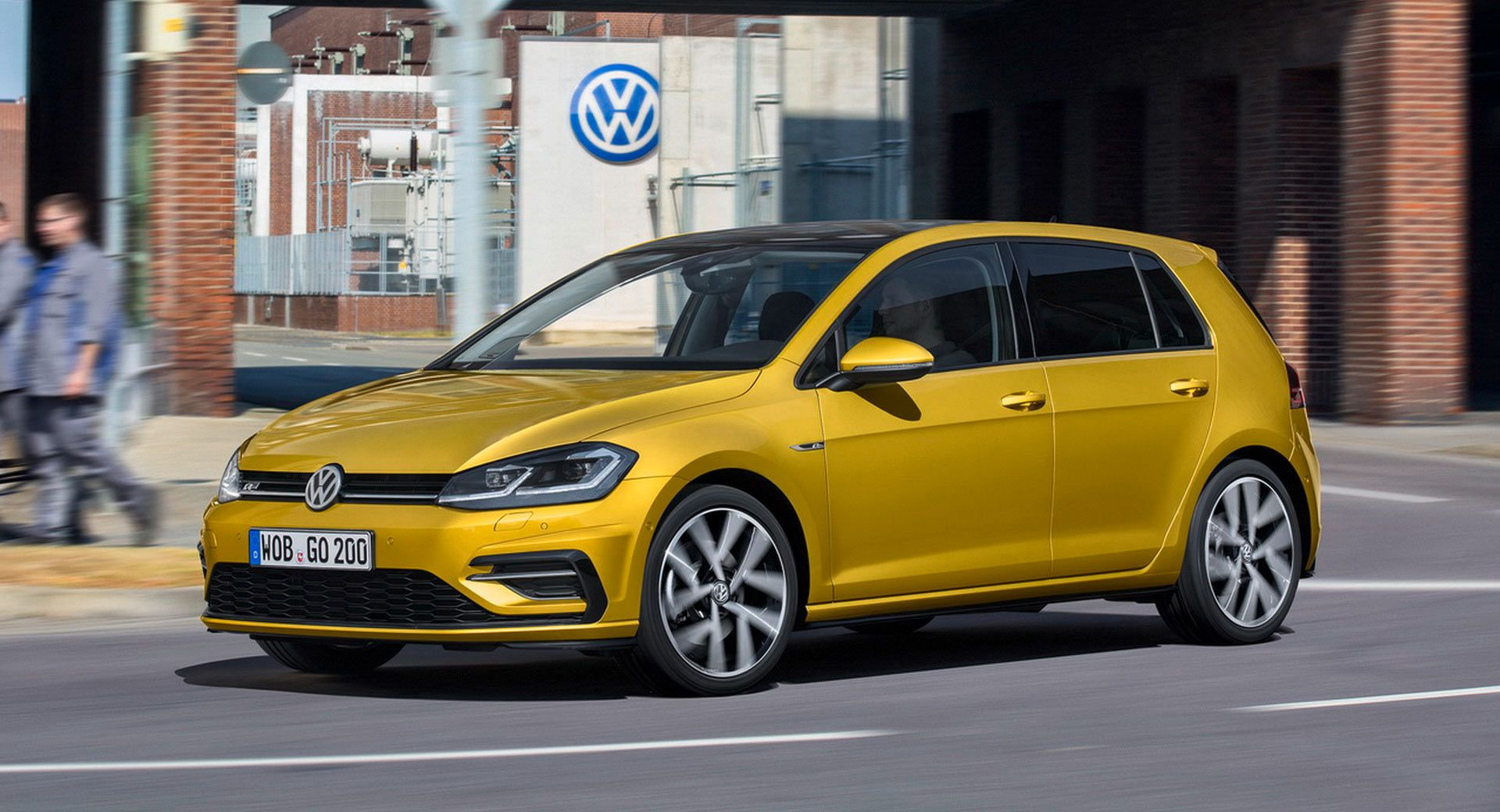 New 130ps Vw Golf 1 5 Tsi Bluemotion Micro Hybrid Offers Diesel