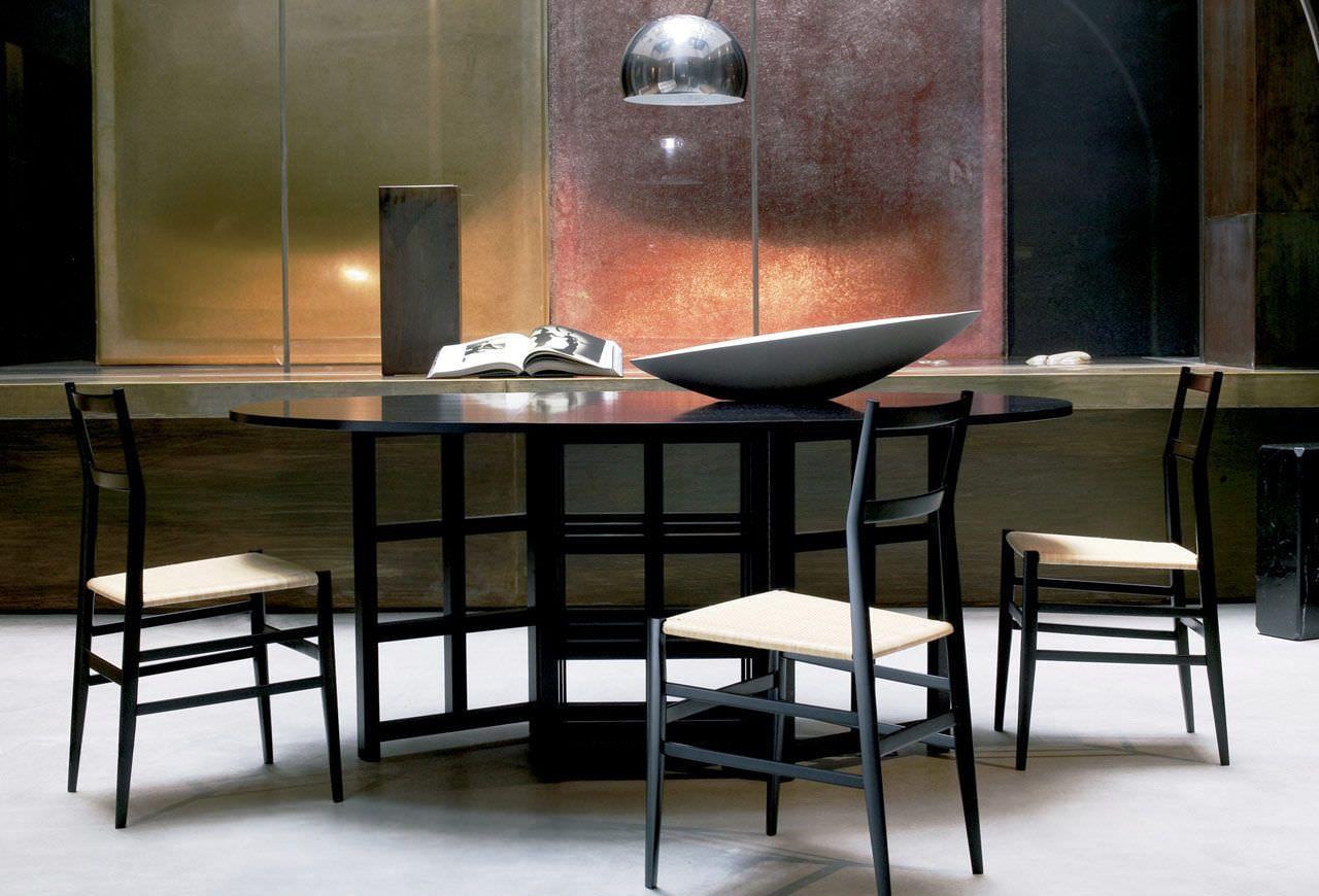 Tavolo Mackintosh ~ Mesa art nouveau diseño de charles rennie mackintosh cassina