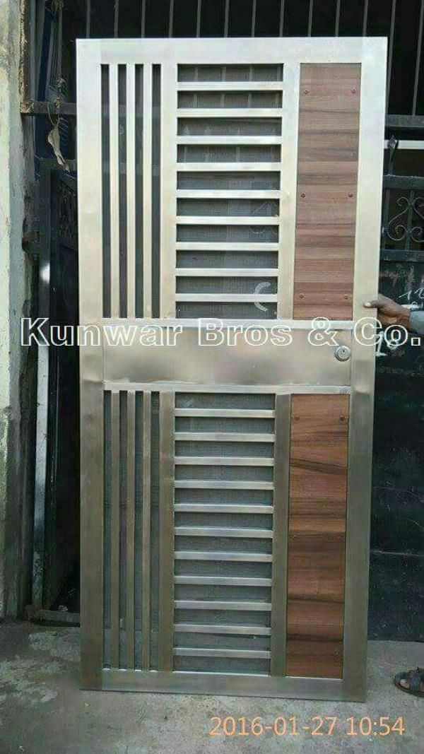 Steel Safety Door manufacturer in Delhi We are a trusted ...