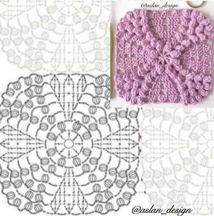 Pin de Nhere Ortega en Patrones/pattern | Pinterest | Puntos