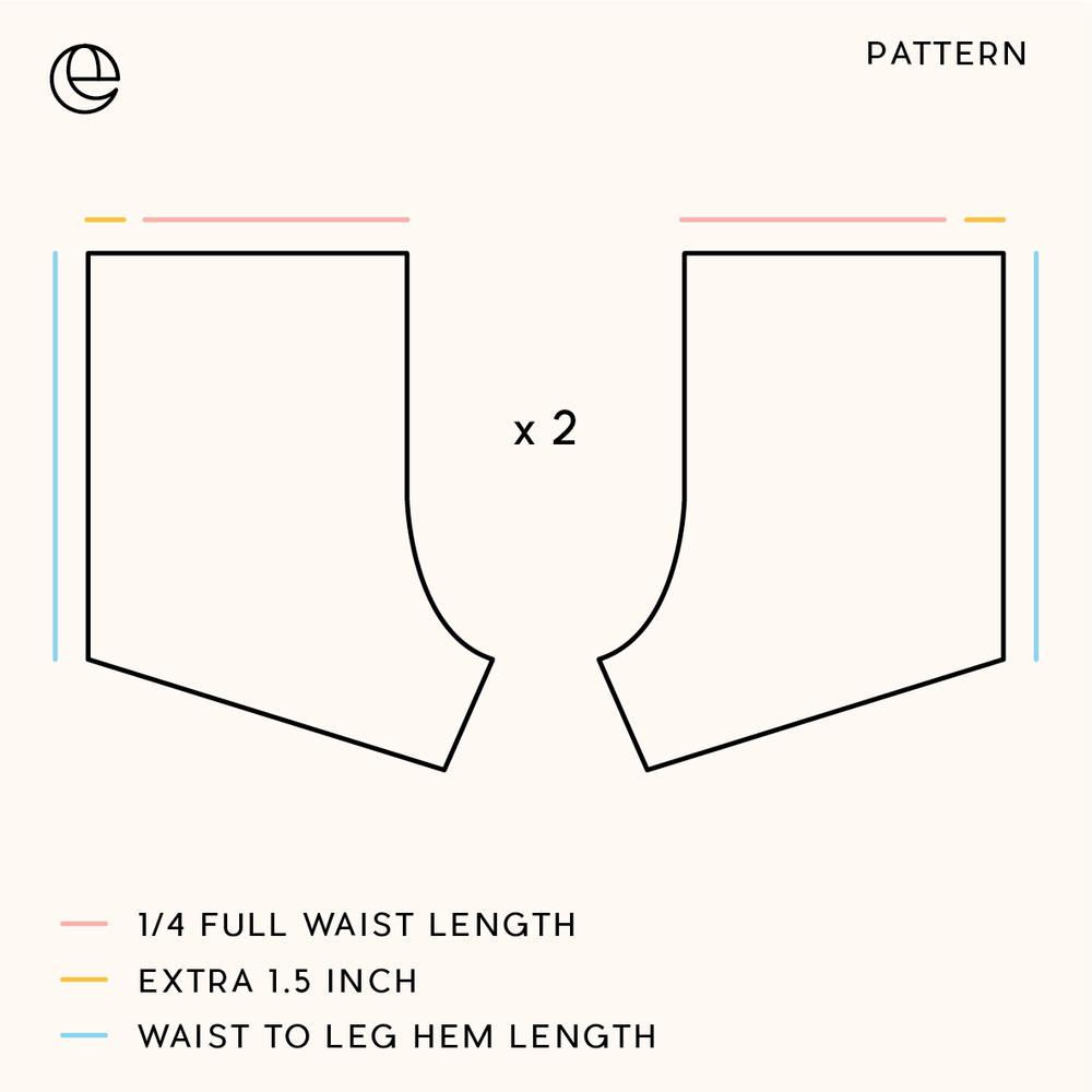 Diy Easy High Waisted Corduroy Shorts High Waisted Shorts Diy Shorts Pattern Sewing Diy Shorts