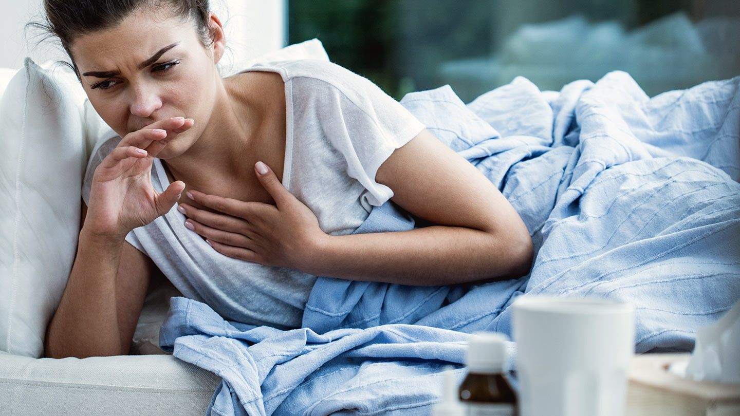 3 Reasons Your Cough Symptoms Get Worse at Night Chest