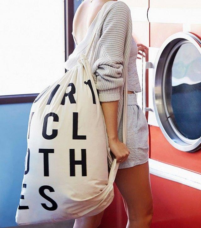 4040 Locust Word Scramble Laundry Bag