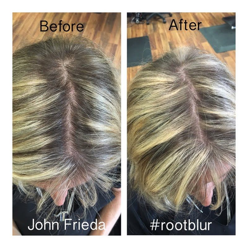 Retouch Those Highlights In A Snap With The New John Frieda Root