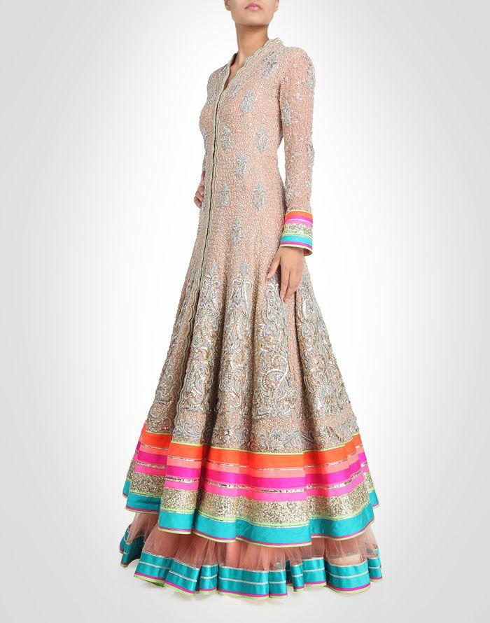 Shop Online At Kimaya:: Collection Of Pam Mehta | Saris and Lehengas ...