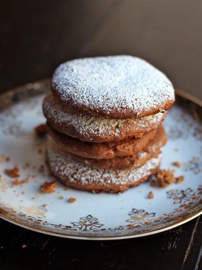 Lebkuchen German Christmas Cookie Recipe Gingerbread Cookies