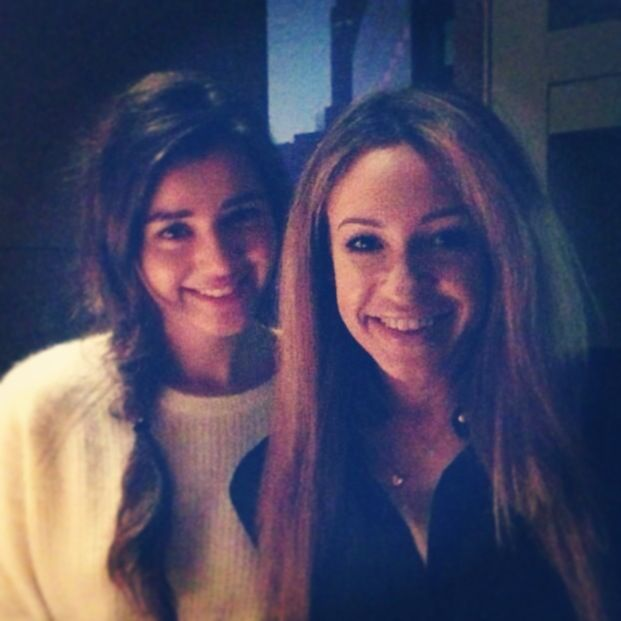 danielle peazer and eleanor calder