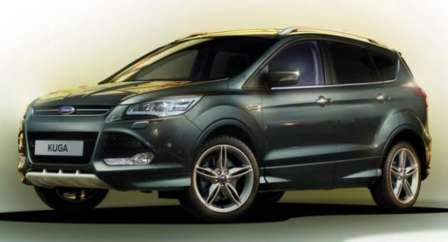 This Is Ford S Kuga Uk Lineup With New Titanium X Sport Edition