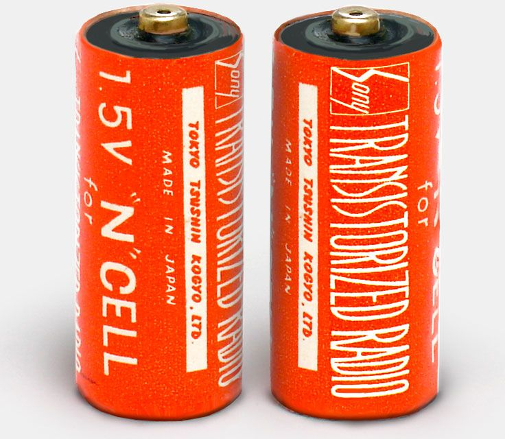 More Batteries Batteries Transistor Radio Flashlight