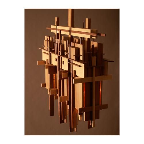 Frank lloyd wright style chandelier jaidendesigns frank trinity dining room chandelier from organic art and furniture find this pin and more on frank lloyd wright aloadofball Gallery