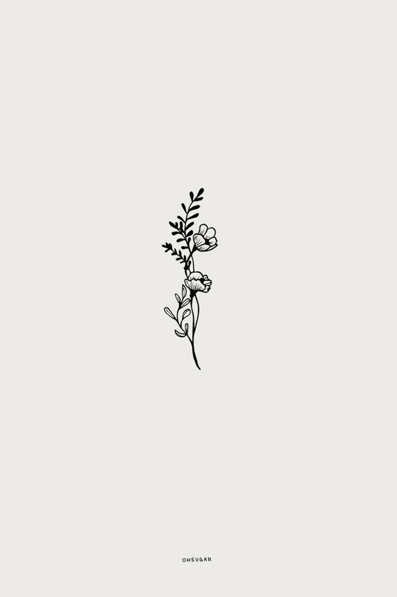 Iz – Diy Tattoo Images #Tattoos #diytattooimages #flowertattoos – Flow