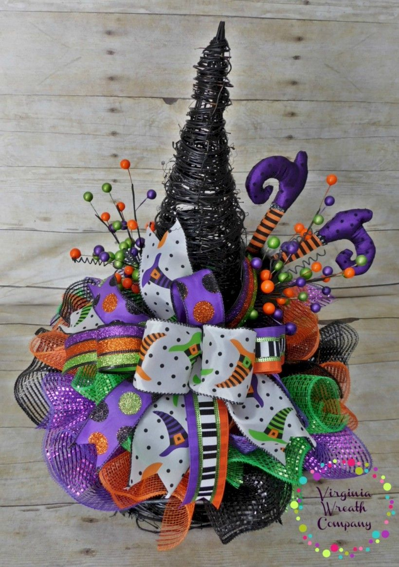 39 Inspiring Witch Halloween Decorations Ideas Witches and Decoration - Halloween House Decoration