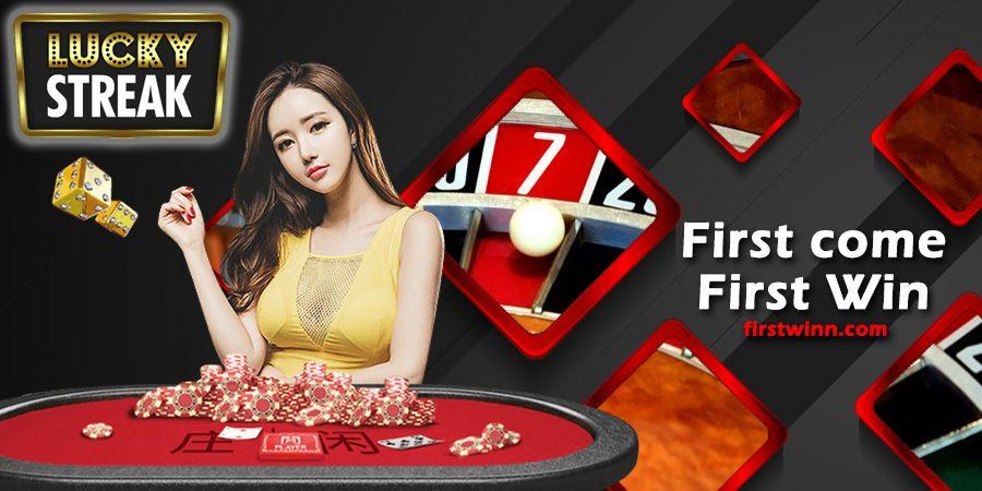 The Casino Is Here Lucky Streak Claim Starter Pack With Firstwinn Com Enjoy More Great Promotion We Offer Lucky Streak Casino Lottery Winner