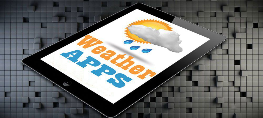 10+ Best Weather App for Android Smartphone Best weather