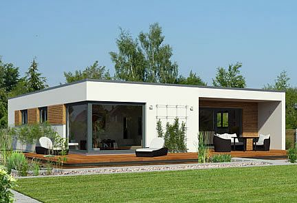Fertighaus fertigh user haus pinterest bungalows for Fertig container haus