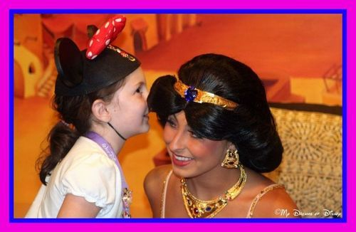 Tips for having better Disney Character interactions