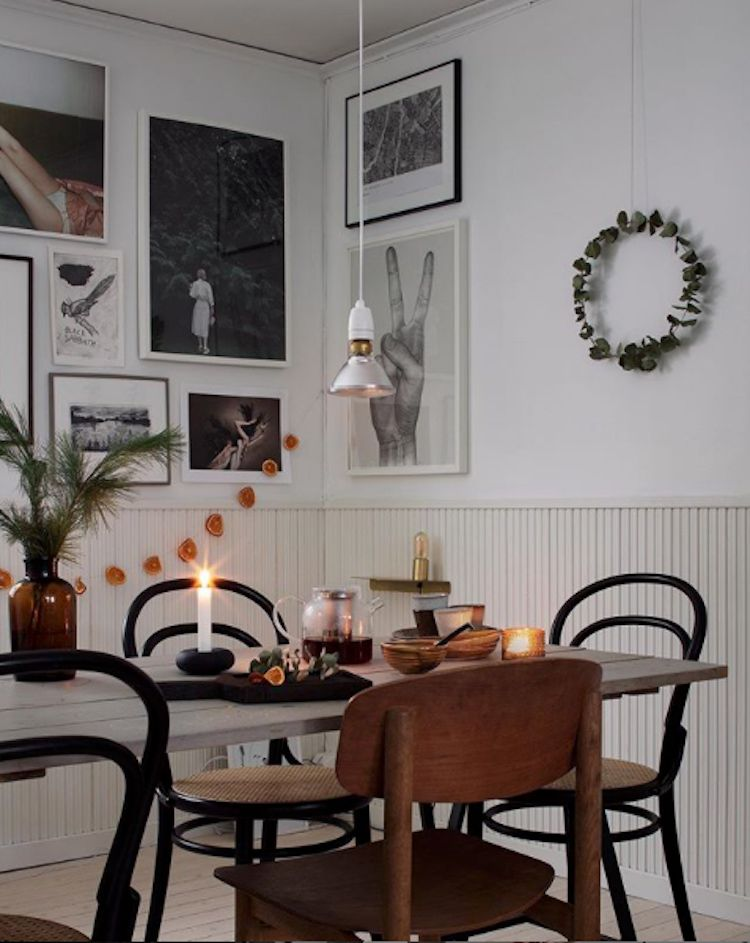 Photo of Step Inside Janniche's Delightful Swedish Home