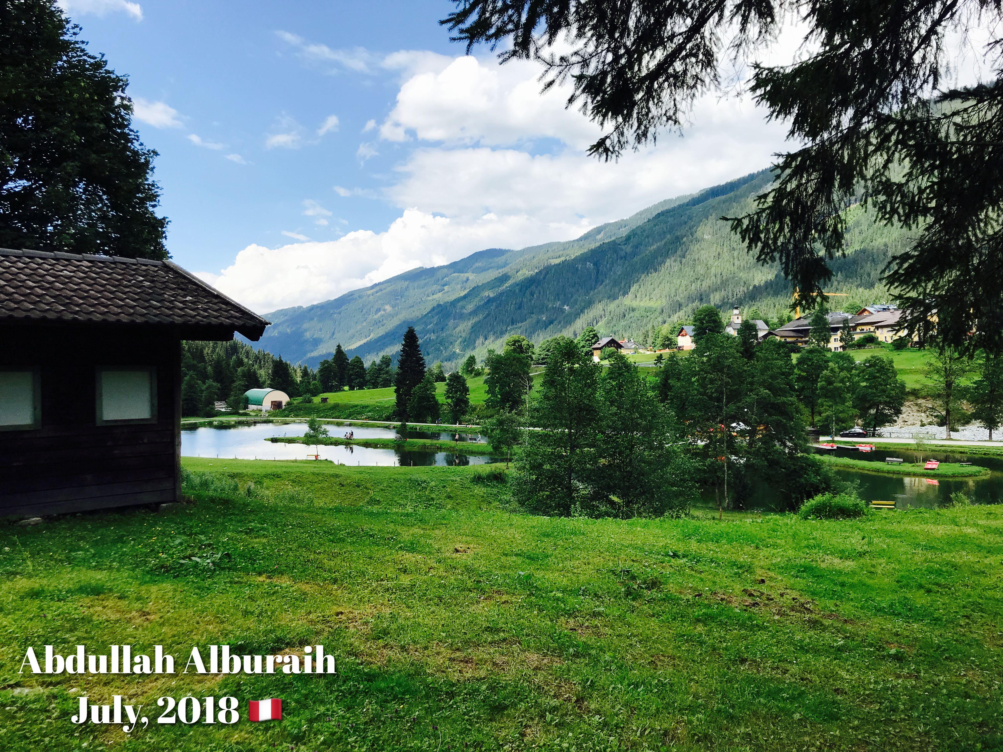 Austria جمال الطبيعة النمساوية منظر طبيعي جمال طبيعة الريف Landscape Natural Natural Landmarks Nature Landmarks