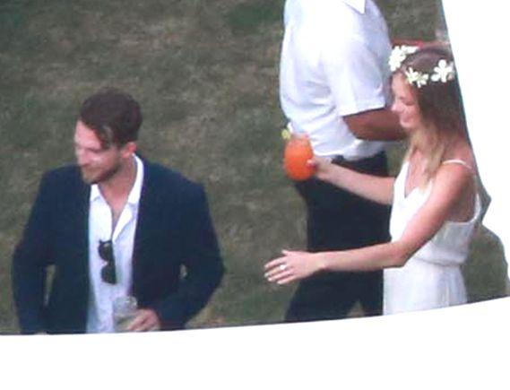 Adam Levine And Behati Prinsloo Wedding Photos Behati Prinsloo Wedding Celebrity Weddings South Africa Honeymoon