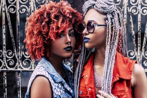 FEATURE: 'Afrofeira' - Brazilian Photographer Kelvin Yule's New Photo Series - AFROPUNK
