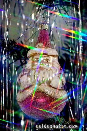 Weihnachtsmann Englisch