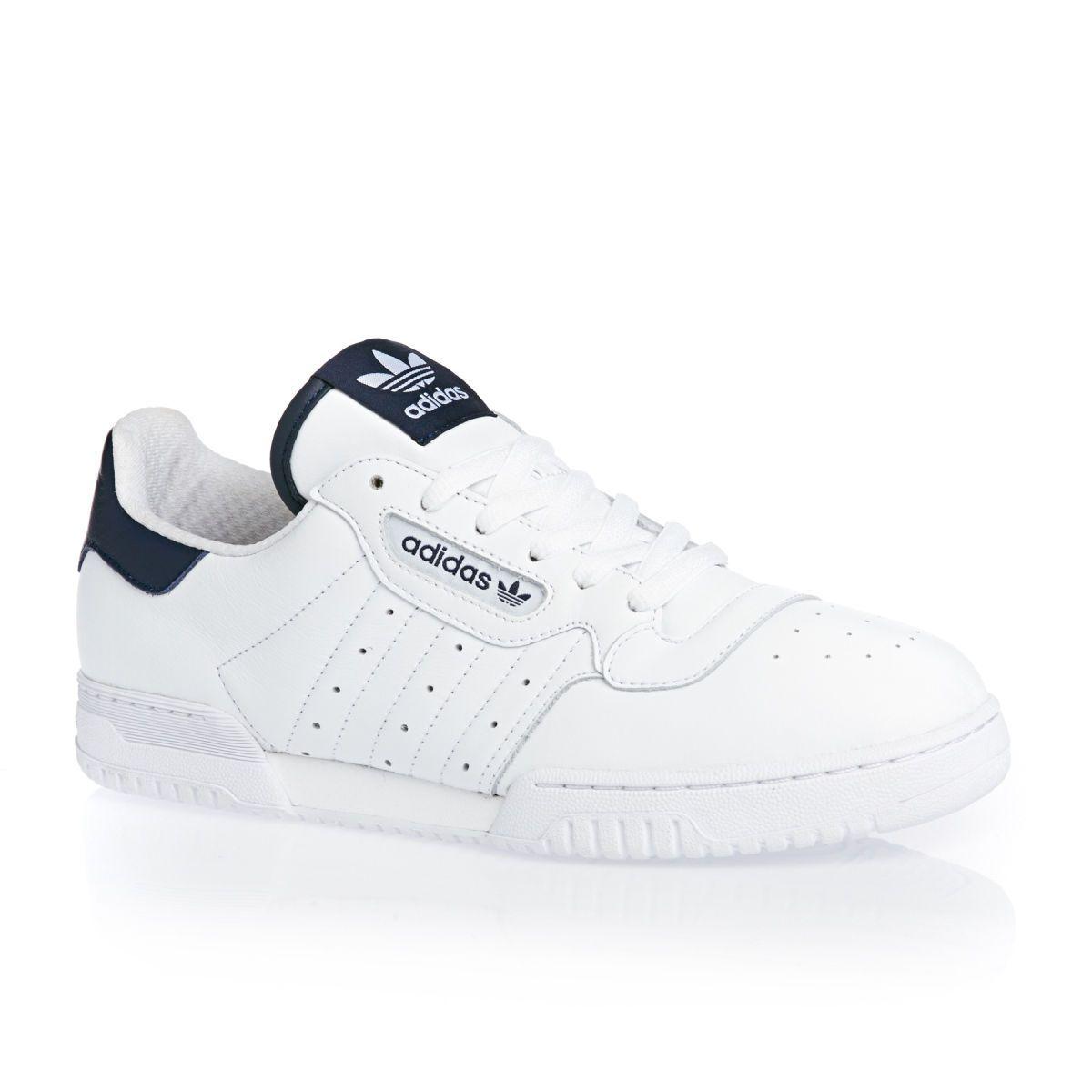 adidas originals Shoes - adidas originals Powerphase Og Shoes -  White/collegiate Navy