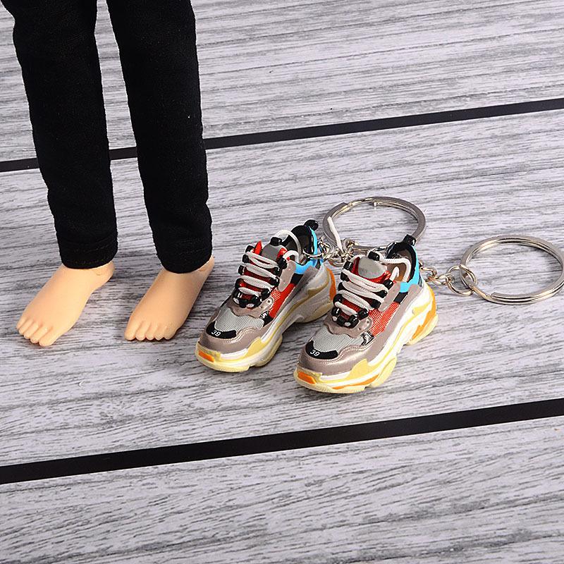 Buy Balenciaga Sneaker Keychain