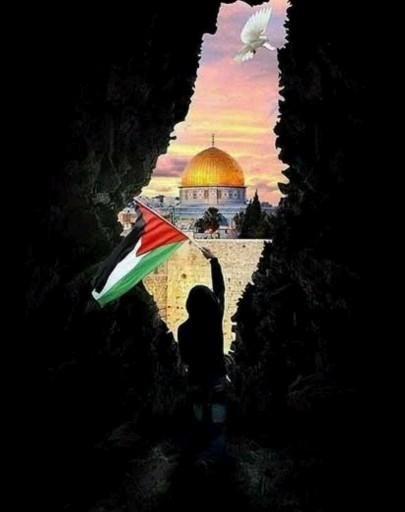 Everybody make Dua for Palestine