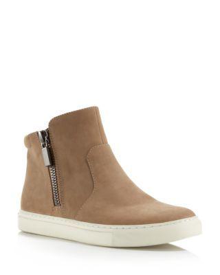 Kenneth Cole Kiera Side Zip Slip On High Top Sneakers ... 2ddb3e35a6a