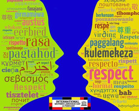 Sunday Is International Mother Language DayWhich Is Your Mother - Top international languages in the world