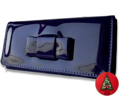 Peňaženka lakovaná s mašľou c55ffee0d6a