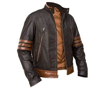 Chamarra de piel /  leather jacket