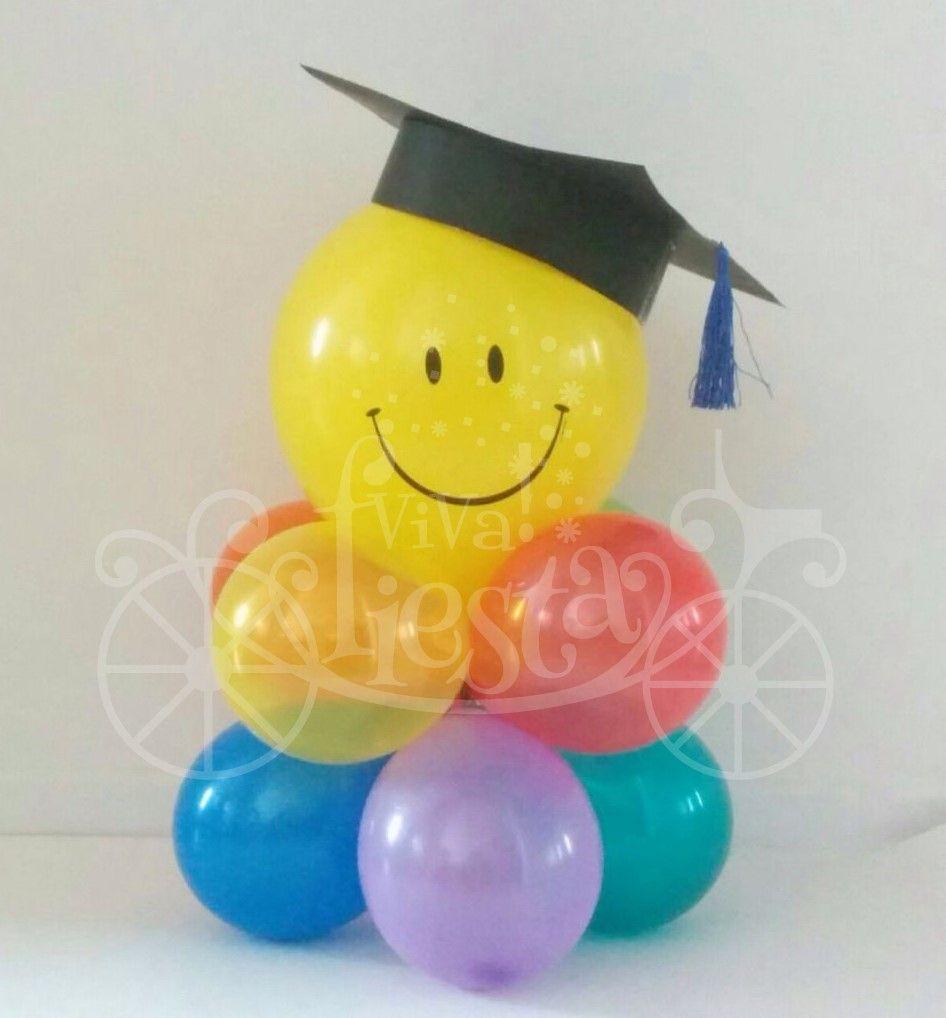 Para graduaci n centro de mesa decoraci n para eventos for Mesas para preescolar