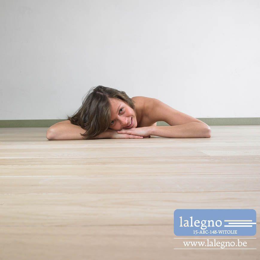 Een parketvloer als deze is perfect in de slaapkamer: mooi, gezond en makkelijk !