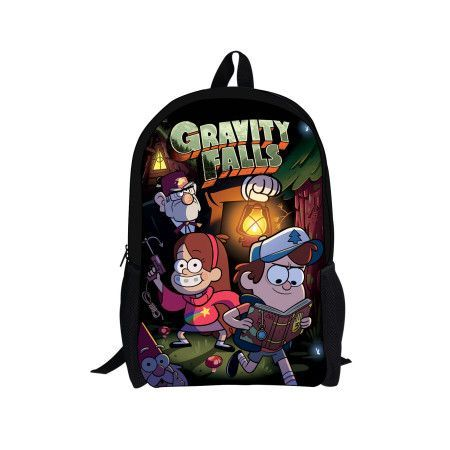 ba48ef4f19c0 Fashion 16-inch Super Cool Design Printing School Bags Backpack Children  Schoolbags For Teenagers Boys