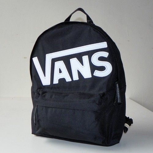 VANS OFF THE WALL 'OLD SCHOOL' BACKPACK,RUCKSACK, TRAVEL