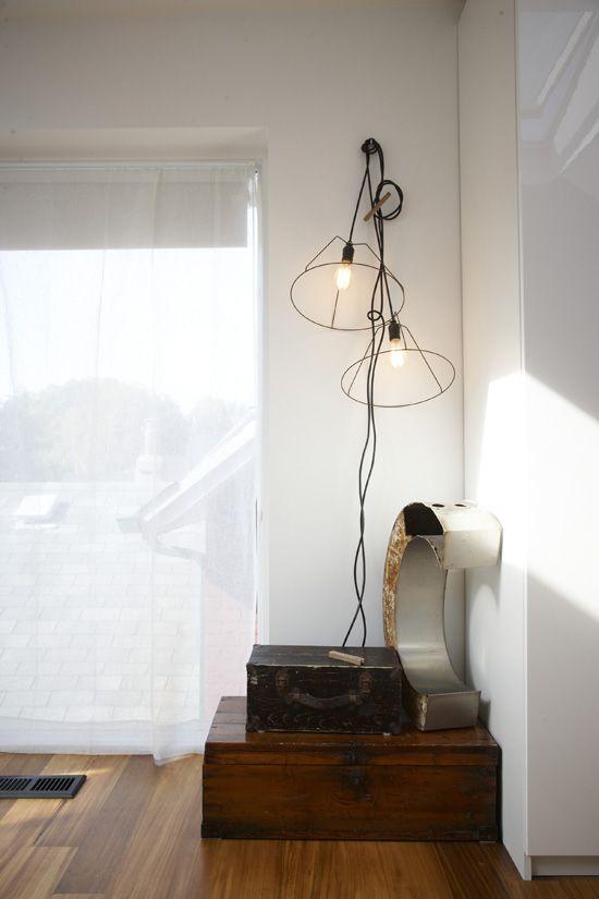Negative E Lamps