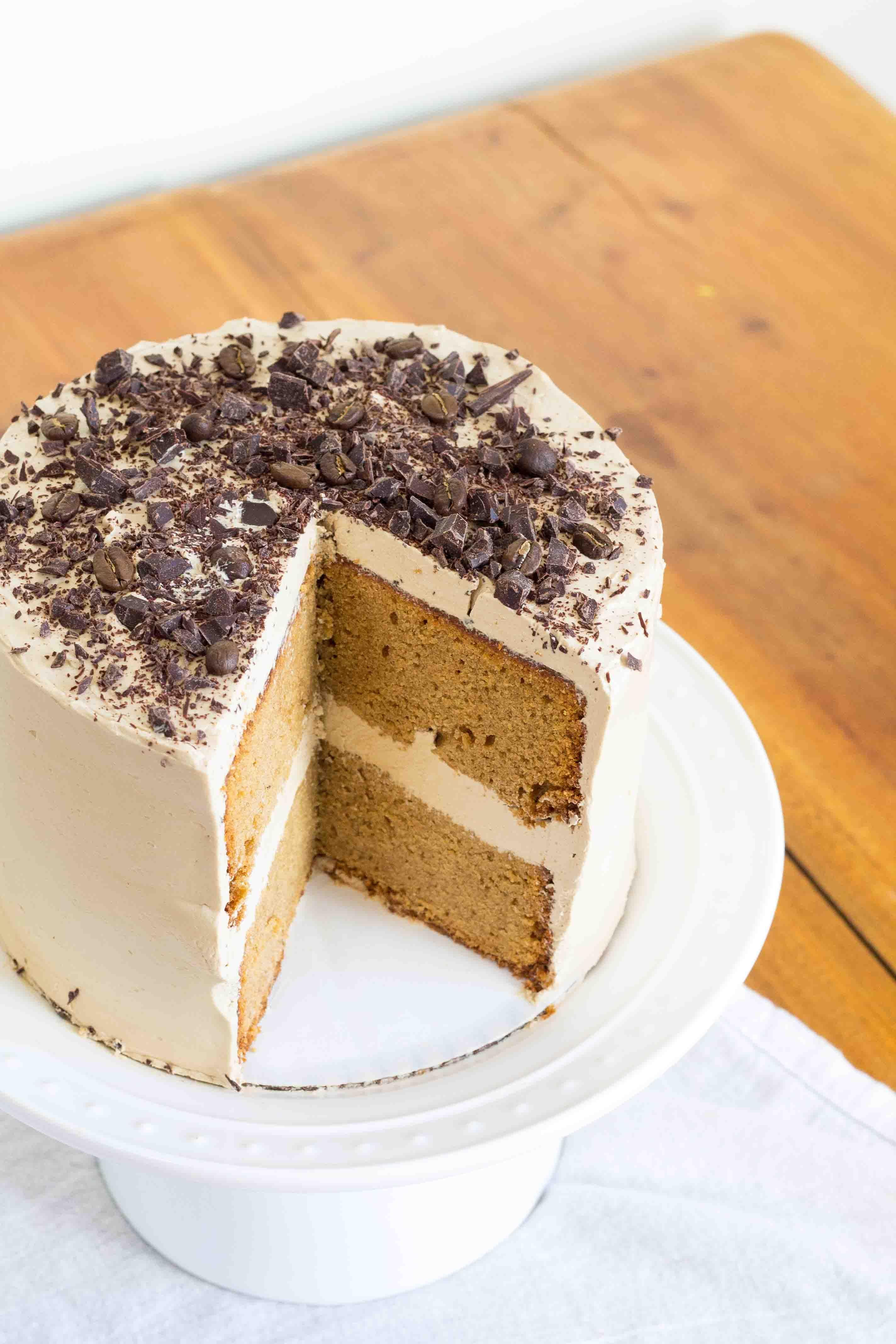 Ohsheswooned Com Cake Recipes Sour Cream Spice Cake Cupcake Cakes