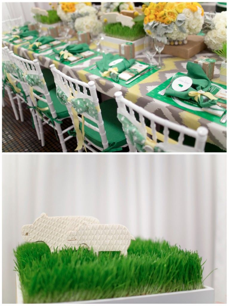 The Honest Company Ultimate Baby Shower   Details Details - Wedding and Event Planning